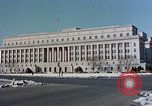 Image of Federal Reserve Building Washington DC USA, 1945, second 11 stock footage video 65675053979