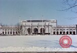 Image of Union Station Washington DC USA, 1945, second 3 stock footage video 65675053980
