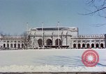 Image of Union Station Washington DC USA, 1945, second 4 stock footage video 65675053980