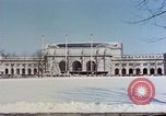 Image of Union Station Washington DC USA, 1945, second 5 stock footage video 65675053980