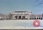 Image of Union Station Washington DC USA, 1945, second 8 stock footage video 65675053980
