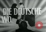 Image of German pilots Germany, 1944, second 6 stock footage video 65675053982