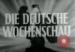 Image of German pilots Germany, 1944, second 9 stock footage video 65675053982