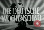 Image of German pilots Germany, 1944, second 12 stock footage video 65675053982