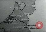 Image of explosions Aachen Germany, 1944, second 2 stock footage video 65675053989
