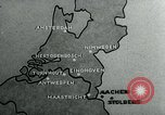 Image of explosions Aachen Germany, 1944, second 4 stock footage video 65675053989