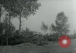 Image of explosions Aachen Germany, 1944, second 10 stock footage video 65675053989