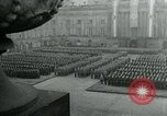 Image of German Youth Leader Arthur Axmann inspects Hitler Youth Germany, 1944, second 7 stock footage video 65675053990