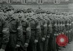 Image of German Youth Leader Arthur Axmann inspects Hitler Youth Germany, 1944, second 12 stock footage video 65675053990