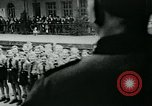 Image of German war hero Germany, 1944, second 5 stock footage video 65675054003