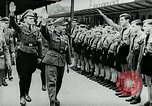 Image of German war hero Germany, 1944, second 6 stock footage video 65675054003