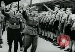 Image of German war hero Germany, 1944, second 7 stock footage video 65675054003
