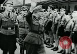 Image of German war hero Germany, 1944, second 8 stock footage video 65675054003