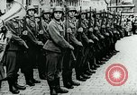 Image of German war hero Germany, 1944, second 9 stock footage video 65675054003
