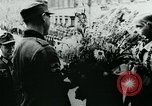 Image of German war hero Germany, 1944, second 12 stock footage video 65675054003
