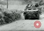 Image of German armored vehicles France, 1944, second 10 stock footage video 65675054004