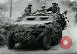 Image of German armored vehicles France, 1944, second 11 stock footage video 65675054004