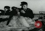 Image of German aircraft bomb Soviet positions Eastern Front European Theater, 1944, second 4 stock footage video 65675054006
