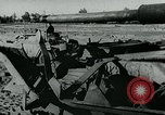 Image of German aircraft bomb Soviet positions Eastern Front European Theater, 1944, second 9 stock footage video 65675054006