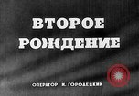 Image of locomotive factory Russia Soviet Union, 1947, second 3 stock footage video 65675054017