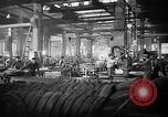 Image of tire factory Russia Soviet Union, 1947, second 5 stock footage video 65675054019