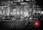 Image of tire factory Russia Soviet Union, 1947, second 6 stock footage video 65675054019
