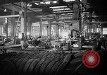 Image of tire factory Russia Soviet Union, 1947, second 8 stock footage video 65675054019