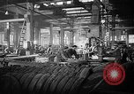 Image of tire factory Russia Soviet Union, 1947, second 10 stock footage video 65675054019