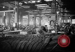 Image of tire factory Russia Soviet Union, 1947, second 11 stock footage video 65675054019
