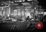 Image of tire factory Russia Soviet Union, 1947, second 12 stock footage video 65675054019