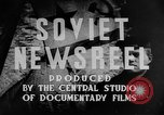 Image of Joseph Cyrankiewicz Russia Soviet Union, 1947, second 12 stock footage video 65675054021