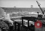 Image of Dnieper Power Plant Ukraine, 1947, second 8 stock footage video 65675054022