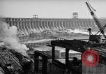 Image of Dnieper Power Plant Ukraine, 1947, second 10 stock footage video 65675054022