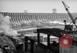 Image of Dnieper Power Plant Ukraine, 1947, second 11 stock footage video 65675054022
