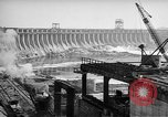 Image of Dnieper Power Plant Ukraine, 1947, second 12 stock footage video 65675054022