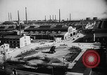 Image of Uralmash heavy machine production facility Yekaterinburg Russia, 1949, second 9 stock footage video 65675054029