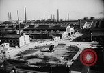 Image of Uralmash heavy machine production facility Yekaterinburg Russia, 1949, second 10 stock footage video 65675054029