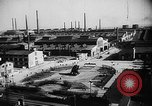 Image of Uralmash heavy machine production facility Yekaterinburg Russia, 1949, second 11 stock footage video 65675054029