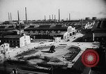 Image of Uralmash heavy machine production facility Yekaterinburg Russia, 1949, second 12 stock footage video 65675054029