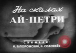 Image of Climbing Ai-Petri peak Crimea Soviet Union, 1949, second 2 stock footage video 65675054031