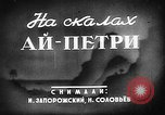 Image of Climbing Ai-Petri peak Crimea Soviet Union, 1949, second 4 stock footage video 65675054031