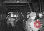 Image of excavation of a subway tunnel Moscow Russia Soviet Union, 1946, second 12 stock footage video 65675054035