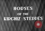 Image of Kirghizia Kyrgyz Soviet Socialist Republic, 1946, second 5 stock footage video 65675054037