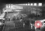 Image of Uzbek Metallurgical Plant Bekabad Uzbekistan Soviet Union, 1946, second 9 stock footage video 65675054038