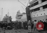 Image of Soviet Ship Vyacheslav Molotov Le Havre France, 1946, second 8 stock footage video 65675054040