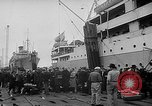 Image of Soviet Ship Vyacheslav Molotov Le Havre France, 1946, second 10 stock footage video 65675054040