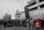 Image of Soviet Ship Vyacheslav Molotov Le Havre France, 1946, second 11 stock footage video 65675054040