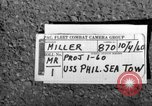 Image of USS Philippine Sea San Diego California USA, 1960, second 1 stock footage video 65675054041