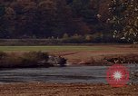 Image of Armored Personnel Carrier Main River Germany, 1970, second 5 stock footage video 65675054057