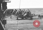 Image of USS Philippine Sea Pacific Ocean, 1952, second 1 stock footage video 65675054070